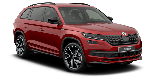 kodiaq sportline il suv sportivo dal design moderno koda. Black Bedroom Furniture Sets. Home Design Ideas